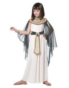 Новогодний египетский костюм