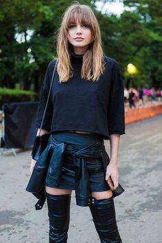 Sao Paulo Fashion Week Street Style 2016 | British Vogue