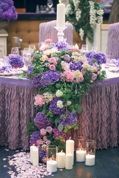 Pantone's 2018 Color: Ultra Violet Wedding Ideas #purpleweddings #weddingcolors #weddingideas