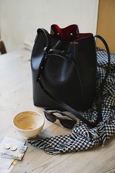 Mansur Gavriel bag {love}