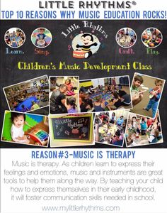 Reason #3- Music is therapy