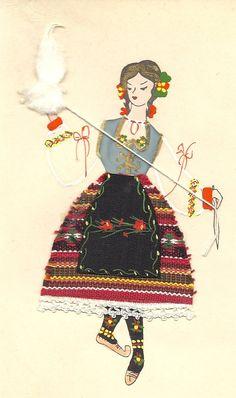 Serbian clothing
