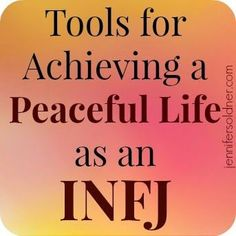 You've completed the personality test. You read the description. Everything fits. You are an INFJ. Unsure what this means, you take to researching. You browse through site upon site. With each arti…