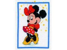 mickey mouse cross stitch kits - Google Search