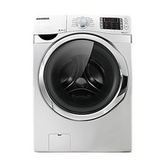 Best of ENERGY STAR 2011. This Samsung washer features several energy saving modes for top efficiency.
