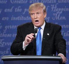 """Trump asegura que su plan de salud permitirá abaratar seguros """"en un año o dos"""""""