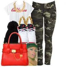Cali 2|23|2k14, created by thebaddestbaddie on Polyvore