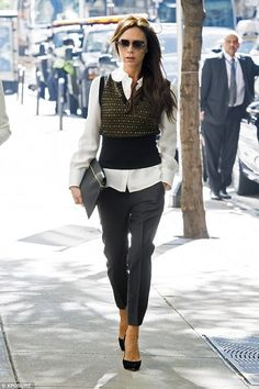 September 26 2014 | Victoria Beckham | New York