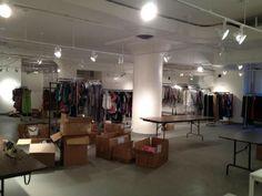 J Brand donates clothing!