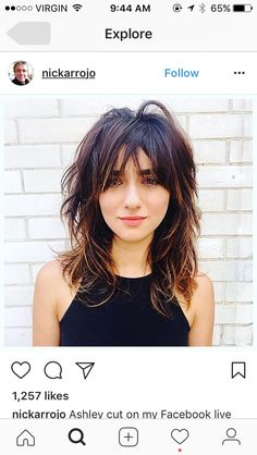 Mi nueva meta mi madre The post Mi nueva meta mi madre appeared first on Peinados. Medium Hair Cuts, Medium Hair Styles, Curly Hair Styles, Casual Updos For Long Hair, Haircut And Color, Layered Hair, Great Hair, Hair Today, Hair Dos