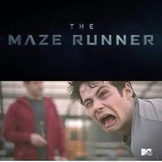 teen wolf, dylan o'brien, and funny afbeelding Maze Runner Funny, Maze Runner The Scorch, Maze Runner Cast, Maze Runner Trilogy, Maze Runner Series, James Dashner, The Scorch Trials, Fiction Movies, Dylan O'brien