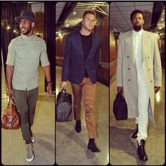 """""""AND THE BEST-DRESSED CLIPPER LAST NIGHT WAS? #morethanstats"""""""