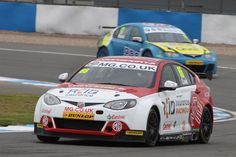 Josh Cook (GBR) MG Triple Eight Racing MG6 Touring, Motor Car, Race Cars, British, Racing, Cook, Vehicles, Cars, Tourism