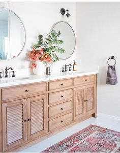 beautiful color scheme Double Bathroom Vanities 4d379d9c7240c