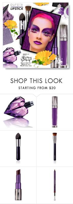 """""""Strong..."""" by desert-belle ❤ liked on Polyvore featuring beauty, Diesel, Urban Decay, By Terry, urbandecay, diesel, polyvoreeditorial, byterry and purplelipstick"""