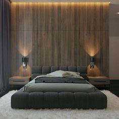 Wow 101 Sleek Modern Master Bedroom Ideas 2018 Photos Bedroom