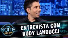 The Noite (28/07/15) - Entrevista com Rudy Landucci