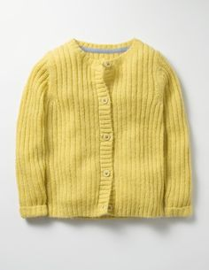 Cosy Everyday Cardigan G0115 Knitted Cardigans at Boden