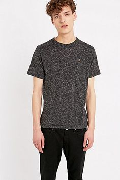 Shore Leave by Urban Outfitters Sickle Tee in Black - Urban Outfitters