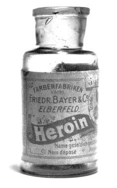 Bayer (Eroina) inizio novecento