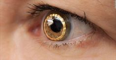Sony has recently filed a patent for smart contact lenses that use built-in cameras to record, play and store videos before the wearer& eyes Medical Technology, Wearable Technology, Technology Gadgets, Futuristic Technology, Energy Technology, Medical Science, Electronics Gadgets, Types Of Contact Lenses, Francoise Arnoul