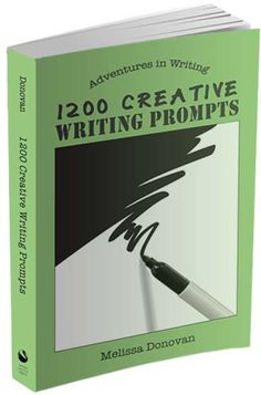 Enter to win a free copy of 1200 Creative Writing Prompts! Plus, a special announcement -- my debut novel is available!