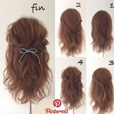 HAIR (Hair) is a hair stylist that a stylist model sends out # send out # Bea . - HAIR (Hair) is a hair stylist that a stylist model sends out # send out - Medium Hair Styles, Curly Hair Styles, Updo Styles, Work Hairstyles, Teenage Hairstyles, Easy Wedding Hairstyles, Kawaii Hairstyles, Headband Hairstyles, Braided Hairstyles