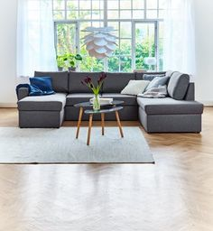 Comfortable dual chaise sofa in dark grey colour Home Bar Furniture, Furniture Stores Nyc, Buy Furniture Online, Cabinet Furniture, Discount Furniture, Cool Furniture, Furniture Ideas, Outdoor Furniture