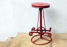 red bicycle stool becca stool bamboo furniture modern bamboo