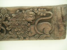 резьба по дереву Woodcarving, Clay Projects, Pyrography, Animal Drawings, Cute Art, Lions, Folk Art, Medieval, Russia