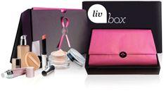 LivBox tilaus 1-6 kuukaudeksi. 1kk tilaus 16,90€, 3kk tilaus 50,70€ ja 6+1kk tilaus 101,40€