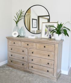 Fish and arrow interiors master bedroom dresser styling Bryant ranch remodel jan. - Fish and arrow interiors master bedroom dresser styling Bryant ranch remodel janna parr - Bedroom Dresser Styling, Grey Bedroom Furniture, Bedroom Furniture Makeover, Bedroom Dressers, Home Furniture, Furniture Ideas, Furniture Online, Furniture Outlet, Cheap Furniture