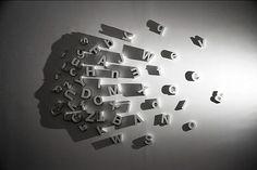VisualFunk likes: Shadow sculptures by Kumi Yamashita #sculpture #art #creativity