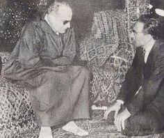 Feu Mohamed V et Oufkir