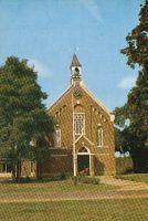 Speelheuvelstraat: Nederlands Hervormde kerk