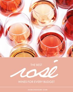 The Best Rosé Wines for Every Budget