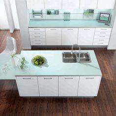 1000 images about mobilier cuisine plan de travail on for Plan de travail cuisine en verre