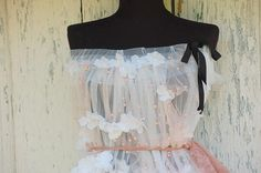 Dress wedding dress faerie alternatuve wedding white