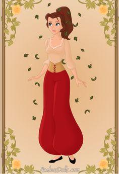 Alisier, Daughter of Belle & Adam by D.F. [©2013]