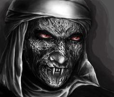 Khalid al-Rashid, Nosferatu by Delhar on deviantART