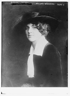 Blanche Oelrichs, the second wife of John Barrymore (October 1, 1890 – November 5, 1950) was an American poet, playwright, and theatre actress known by the pseudonym, Michael Strange.
