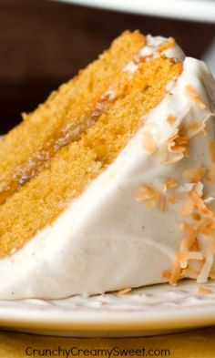 Pumpkin Layer Cake with Orange Ginger Filling and Cinnamon Cream Cheese Frosting – and incredibly easy and absolutely delicious cake for the fall gatherings and holidays!