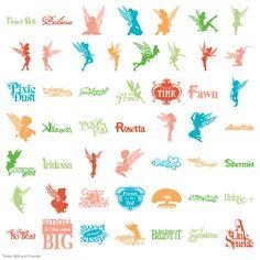 Disney® Tinker Bell & Friends