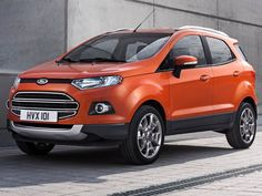2014 Ford EcoSport - my new car? Ford Ecosport, Car Ford, Ecosport 2014, Station Wagon, Ford Small Suv, Most Expensive Sports Car, Ford Sync, Sports Car Brands, Filter