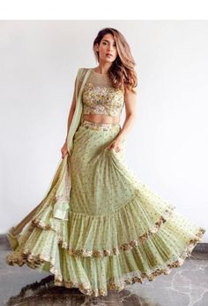 Buy beautiful Designer fully custom made bridal lehenga choli and party wear lehenga choli on Beautiful Latest Designs available in all comfortable price range.Buy Designer Collection Online : Call/ WhatsApp us on : Designer Bridal Lehenga, Bridal Lehenga Choli, Indian Lehenga, Lehenga Wedding, Indian Dresses, Indian Outfits, Mehendi Outfits, Indian Skirt, Pakistani Dresses