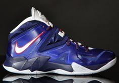 """Nike Zoom Soldier 7 """"Deep Royal Blue"""""""