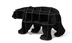 BEAR  / CNC ROUTER / 3D DESIGN /  유창석www.joinxstudio.com