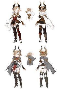 我的首页 微博-随时随地发现新鲜事: Cat Character, Female Character Design, Character Costumes, Character Design Inspiration, Character Concept, Concept Art, Fantasy Characters, Female Characters, Anime Characters