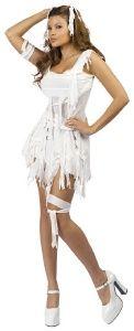 Mummy My Dear Sexy Mummy Costume Adult Size