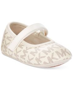 Michael Kors Baby Girls' Mara Ari Infant Shoe